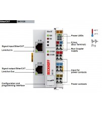 BK1120 | EtherCAT Bus Coupler