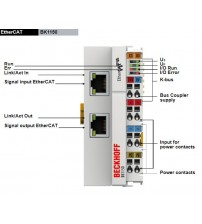 "BK1150 | EtherCAT ""Compact"" Bus Coupler"