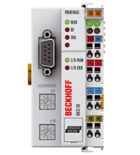"BK3120 | PROFIBUS ""Economy plus"" Bus Coupler"