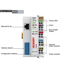 BK9000, BK9050 | Ethernet TCP/IP Bus Couplers