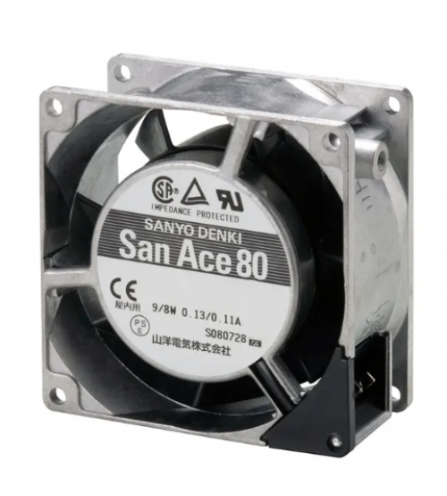 109S054 | Quạt AC San Ace 80x25mm